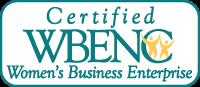 Womens Business Enterprise logo
